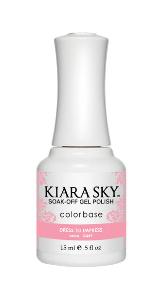 Kiara Sky Gel Polish - G449 DRESS TO IMPRESS