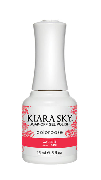 Kiara Sky Gel Polish - G450 CALIENTE