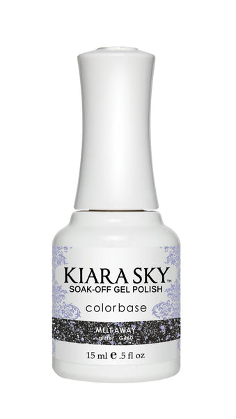 Kiara Sky Gel Polish - G460 MELT AWAY