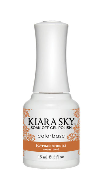 Kiara Sky Gel Polish - G465 EGYPTIAN GODDESS