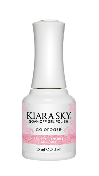 Kiara Sky Gel Polish - G478 I PINK YOU ANYTIME