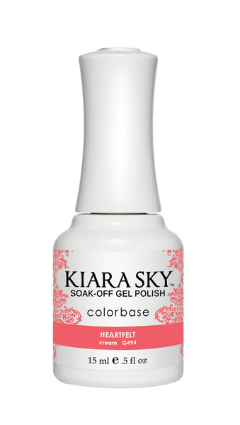 Kiara Sky Gel Polish - G494 HEARTFELT