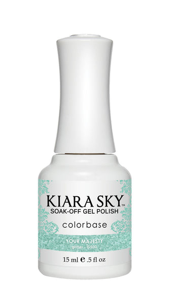 Kiara Sky Gel Polish - G500 YOUR MAJESTY
