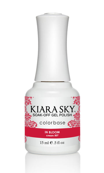 Kiara Sky Gel Polish - G507 IN BLOOM KS GEL POLISH