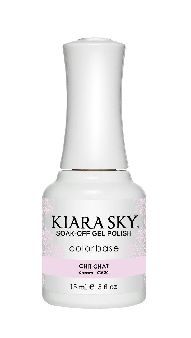 Kiara Sky Gel Polish - G524 CHIT CHAT KS GEL POLISH