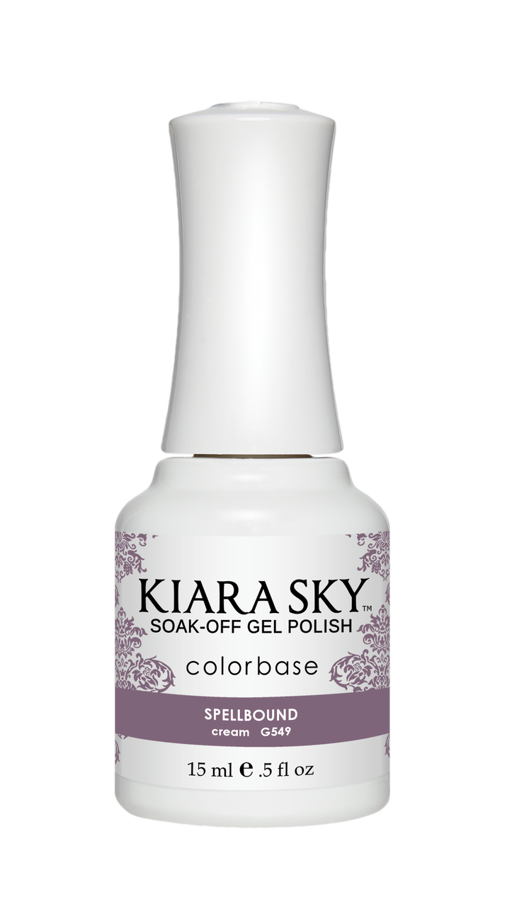 Kiara Sky Gel Polish - G549 SPELLBOUND KS GEL POLISH