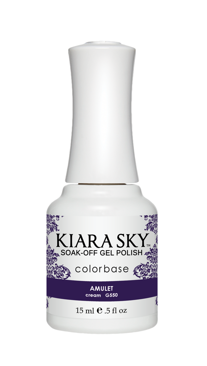 Kiara Sky Gel Polish - G550 AMULET KS GEL POLISH