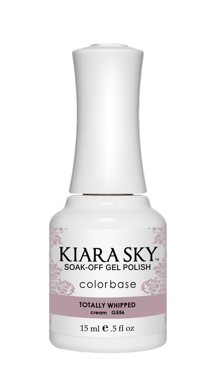 Kiara Sky Gel Polish - G556 TOTALLY WHIPPED