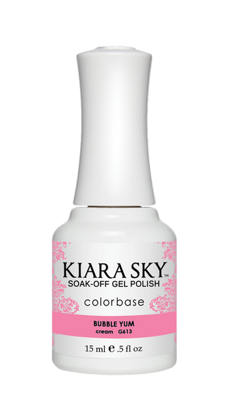Kiara Sky Gel Polish - G613 Bubble Yum