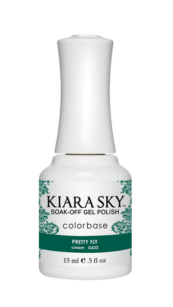 Kiara Sky Gel Polish - G622 PRETTY FLY