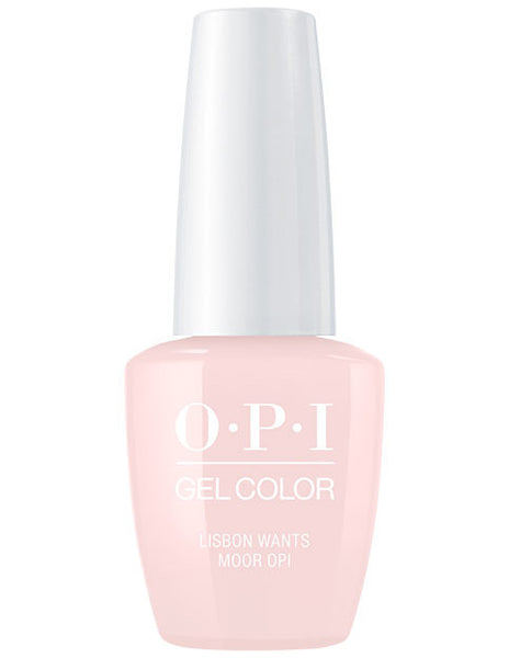 OPI GelColor (Lisbon Collection) - Lisbon Wants Moor OPI