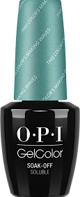 OPI GelColor - This Color's Making Waves (Hawaii)