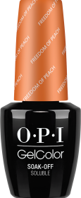 OPI GelColor - Freedom of Peach