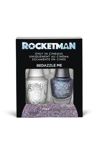 Gelish Gel Polish & Morgan Taylor Two Of A Kind Rocketman Collection