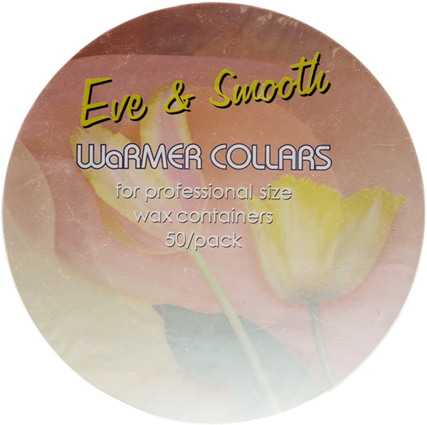 Eve & Smooth Wax Warmer Collars - 50 Pack