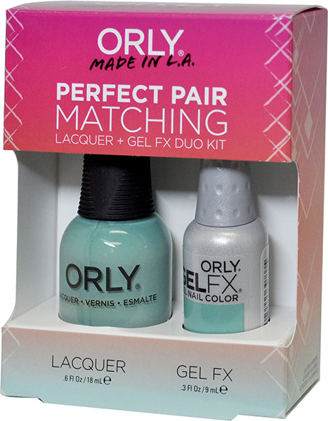 Orly Perfect Pair Matching - Gumdrop