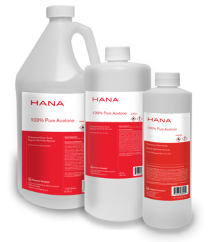 Hana Spa Products - 100% Pure Acetone (In-Store Purchase Only)