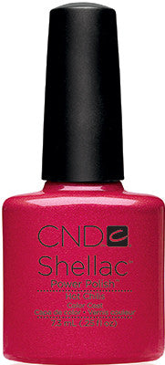 CND Shellac Hot Chilis
