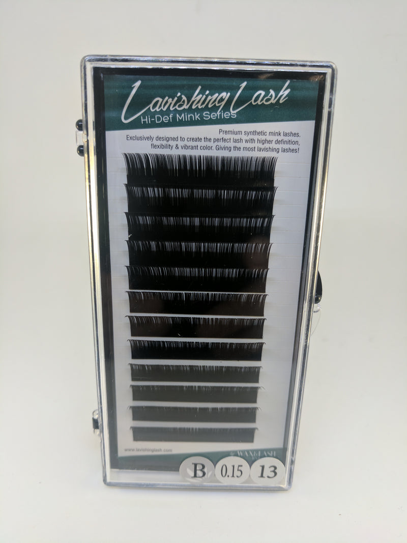 Hi-Def Lashes - Luxury Mink