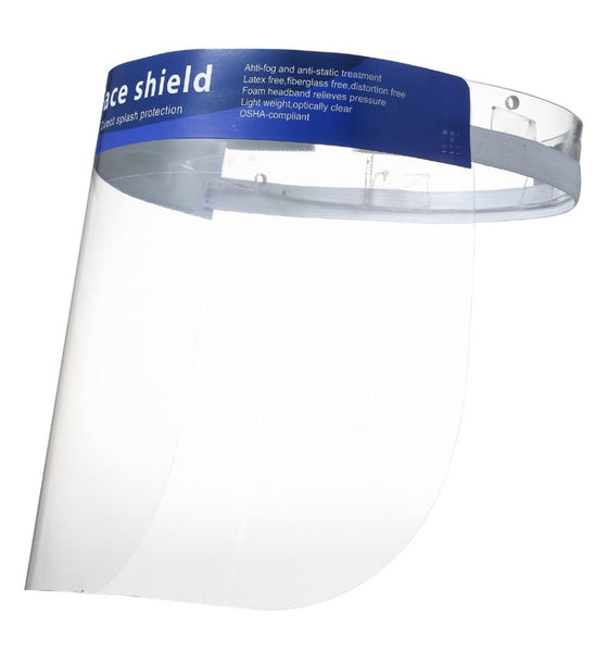 Face Shield Blue