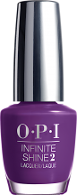 OPI Infinite Shine - L43 Purpletual Emotion