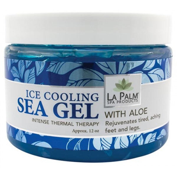 La Palm - Ice Cooling Sea Gel With Aloe - 1 & 5 Gallon For Oahu Only