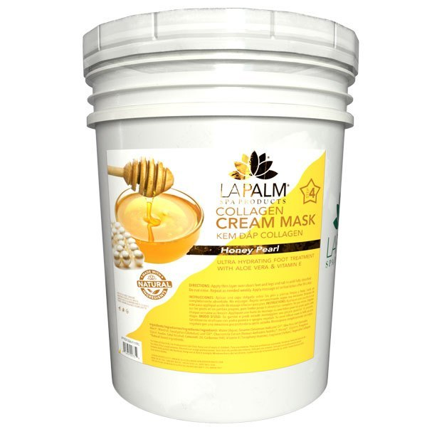 La Palm - Collagen Cream Mask - Honey Pearl (FOR OAHU ONLY)