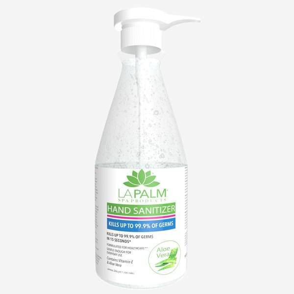"La Palm Hand Sanitizer (IN STORE PICK UP ITEM ONLY! At checkout must deselect ""SHIP"" and select ""PICK UP"" to purchase this item)"