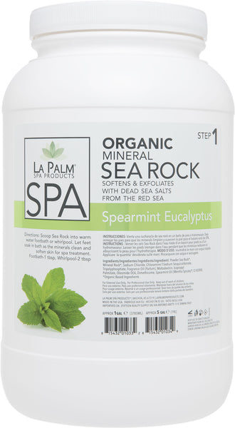 La Palm - Mineral Sea Rock - Spearmint Eucalyptus (For Oahu Only)