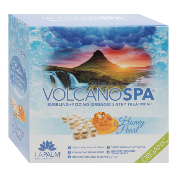 La Palm - Volcano Spa Honey Pearl