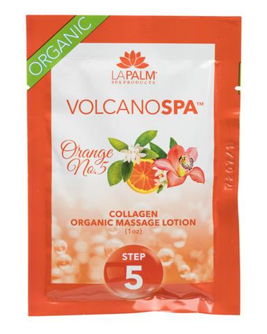 La Palm - Volcano Spa Orange No.5