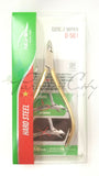 Nghia Hard Steel Cuticle Nipper - D-501 Jaw 16
