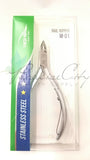 Nghia Stainless Steel Acrylic Cuticle Nipper - M-01 Jaw 16