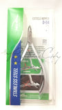 Nghia Stainless Steel Cuticle Nipper - D-04 Jaw 14