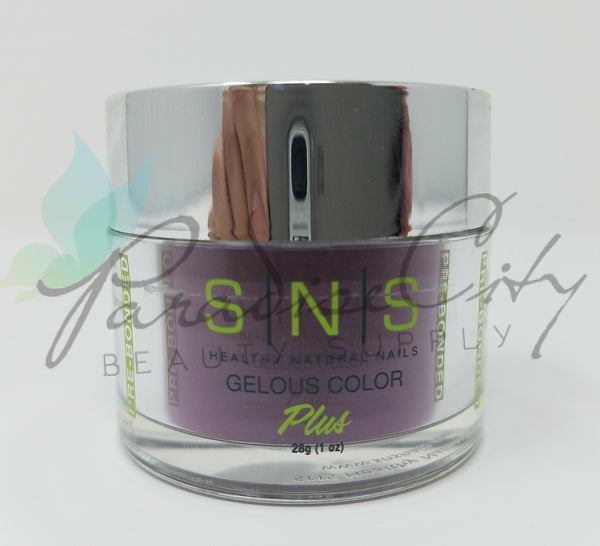 SNS Dip Powder - Candy's Chemistry GC52