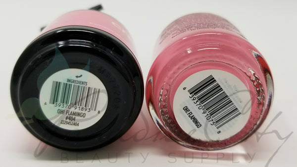 CND Creative Play Matching Gel Polish & Nail Lacquer - #404 Oh! Flamingo