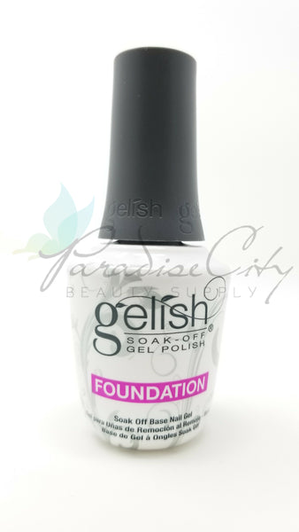 Gelish Gel Polish Essentials (2017 New Bottle) - Foundation