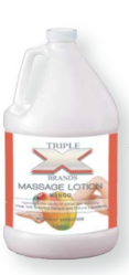 Cory Labs Triple XXX Brands Massage Lotion