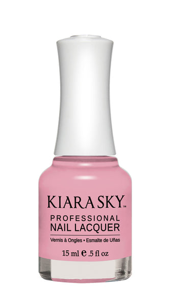 Kiara Sky Nail Lacquer - N405 YOU MAKE ME BLUSH