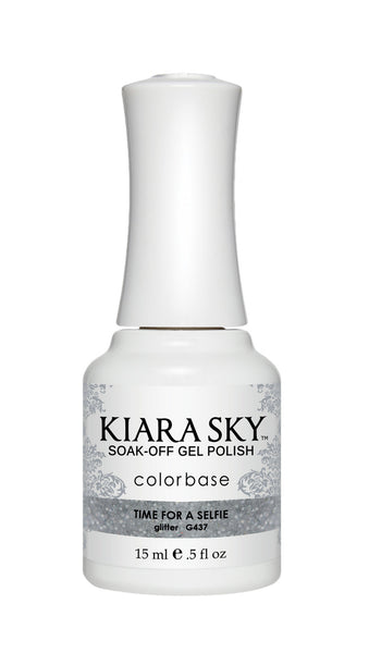 Kiara Sky Gel Polish - G437 TIME FOR A SELFIE KS GEL POLISH