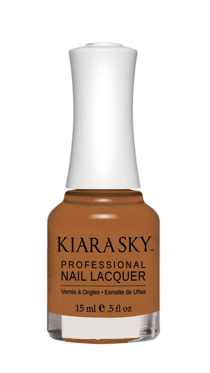 Kiara Sky Nail Lacquer - N543 TREASURE THE NIGHT KS Nail Lacquer