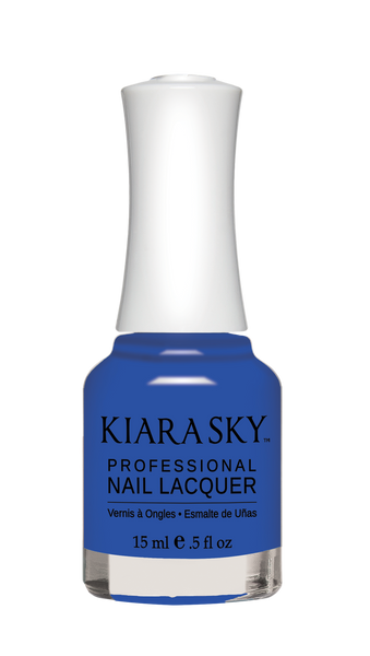 Kiara Sky Nail Lacquer - N621 SOMEONE LIKE BLUE