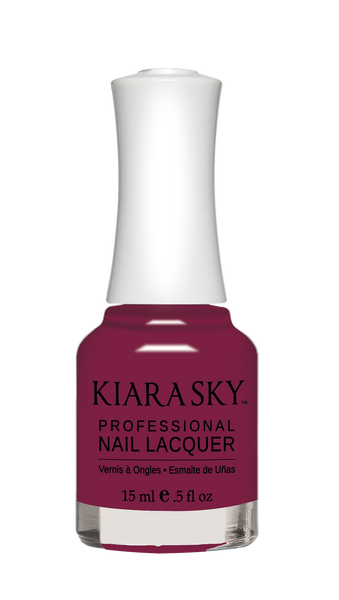 Kiara Sky Nail Lacquer - N624 PLANE AND SIMPLE