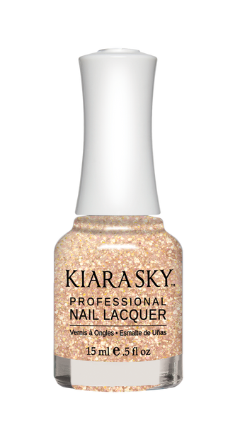 Kiara Sky Nail Lacquer - N625 FIRST CLASS TICKET