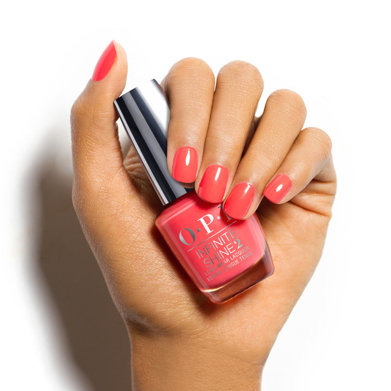 OPI Infinite Shine - Cajun Shrimp ISL L64