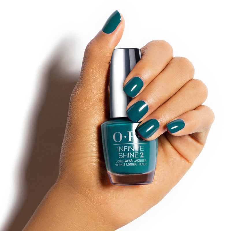 OPI Infinite Shine - Is That a Spear In Your Pocket? ISL F85