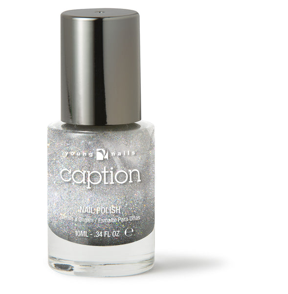 Young Nails - CAPTION POLISH CAUGHT YOUR EYE
