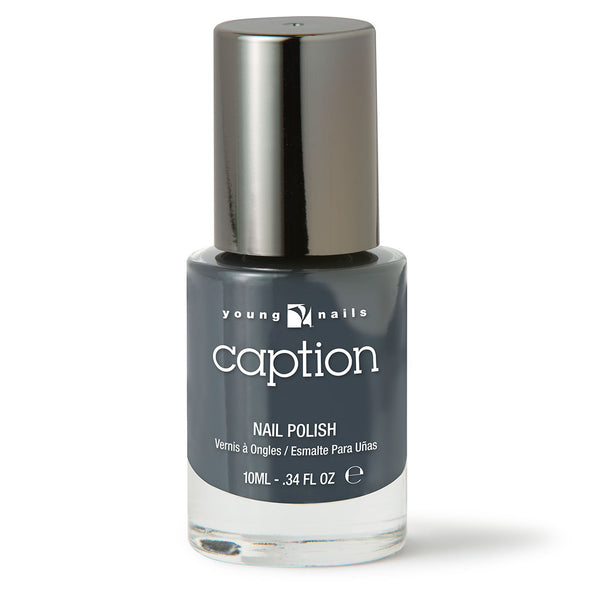Young Nails - CAPTION POLISH LATE BLOOMER