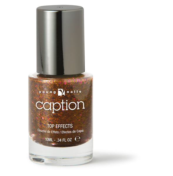 Young Nails - CAPTION POLISH FEELING FEISTY