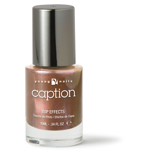 Young Nails - CAPTION POLISH FAINTLY HOT AND BOTHERED